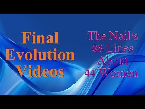 88 Lines About 44 Women - Original Video Idea