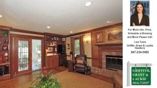757 Timber Lane, LAKE FOREST, IL Presented by Lisa Trace. Thumbnail