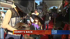 Nine News Brisbane opener 12/7/09 (Heather Foord solo)