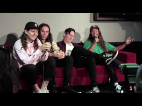 Certified legends Violent Soho chat ARIA Award Win 2016 Backstage with Robbie Buck