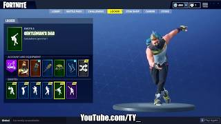 Gentleman's Dab - Fortnite Battle Royale (Emote)