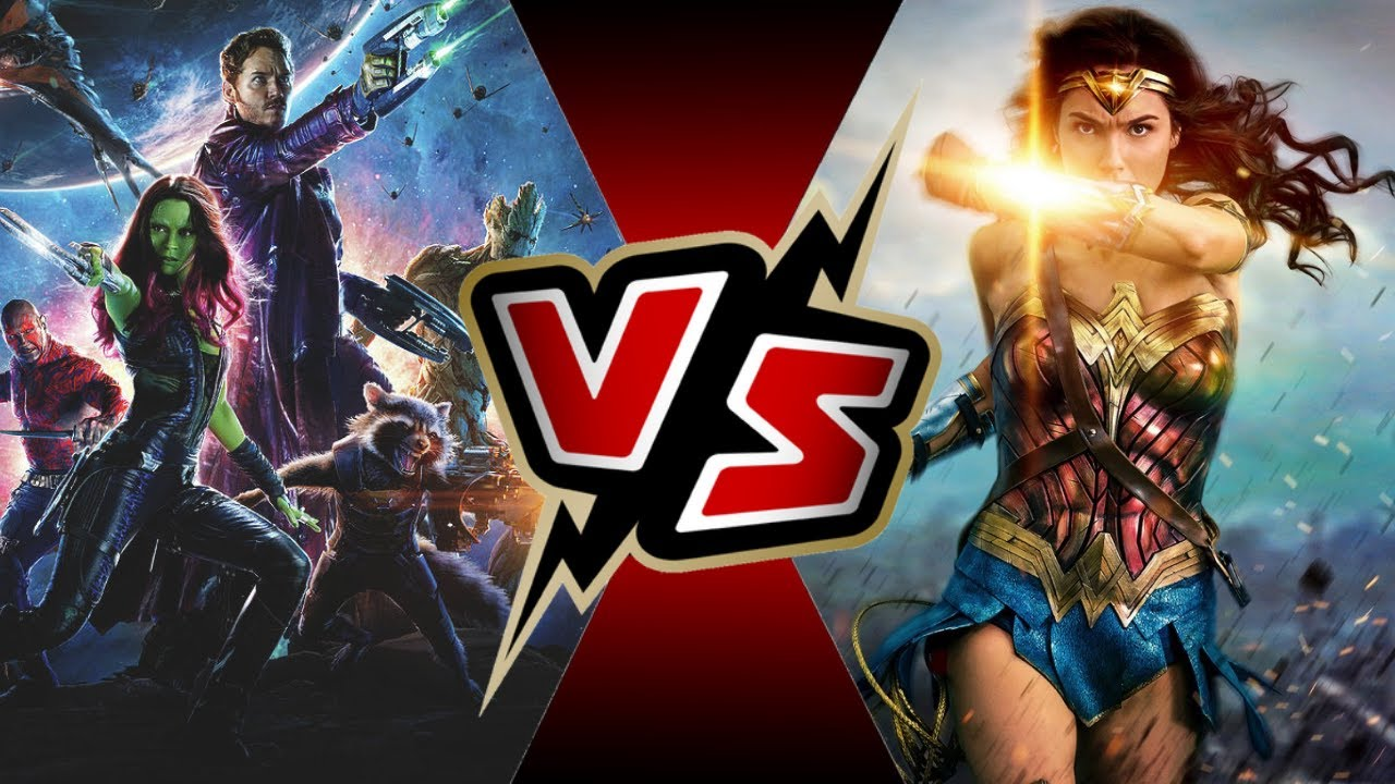 Guardians of the galaxy vs wonder woman battle arena for Galactic wonder