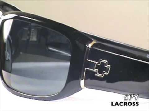 812df84d07 Spy Lacrosse sunglasses - YouTube