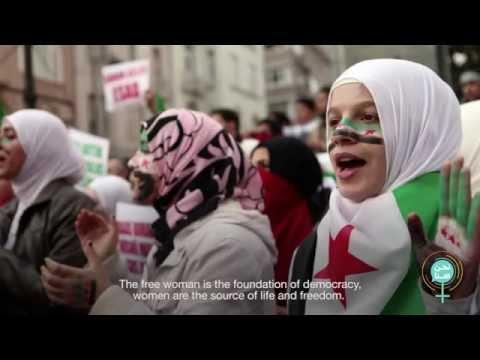 #نحن_هنا -- سوريا