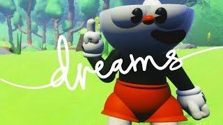 "DREAMS - ""Cuphead - Dreams Edition!"" [MagneticPoleCat] - Playstation 4 Gameplay"