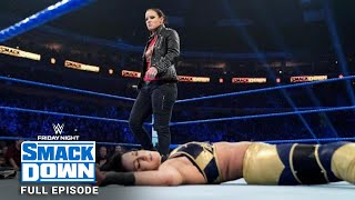 WWE SmackDown Full Episode, 1 November 2019