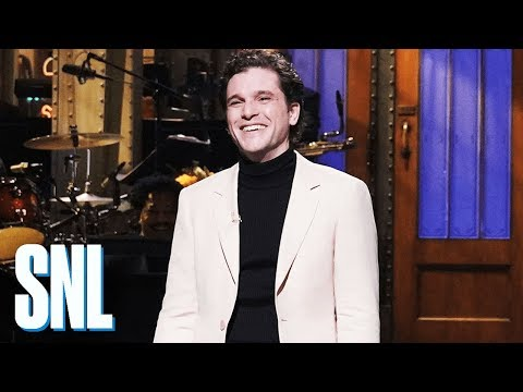 Kit Harington Monologue - SNL