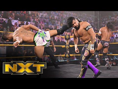 Kushida & MSK vs. Legado del Fantasma: WWE NXT, April 27, 2021