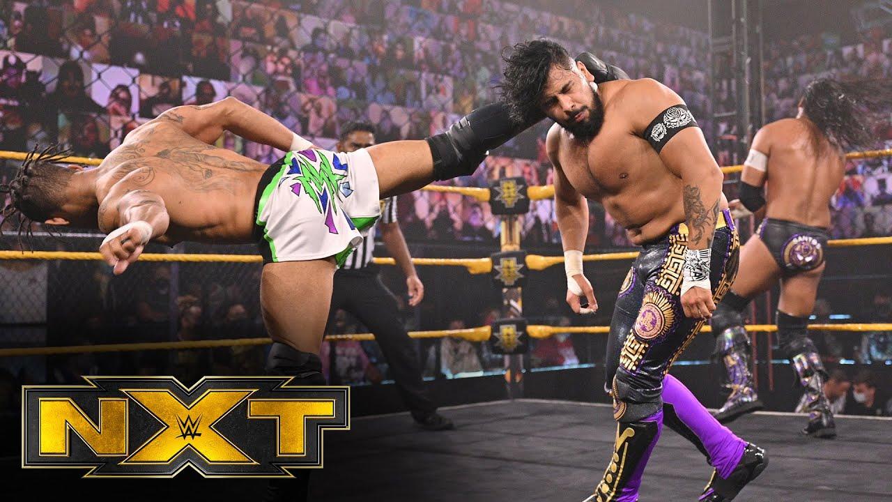 Download Kushida & MSK vs. Legado del Fantasma: WWE NXT, April 27, 2021