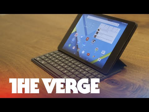 Hands-on with the Nexus 9