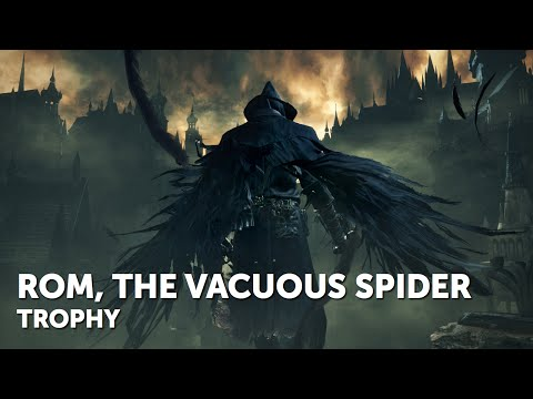 rom the vacuous spider guide