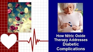 How Nitric Oxide Therapy Addresses Diabetic Complications