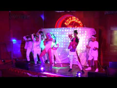 Club Posers: Ke$ha 'Crazy Kids Ft. Juicy J' Choreography by Jaye Fleurant