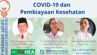 COVID-19 dan Pembiayaan Kesehatan