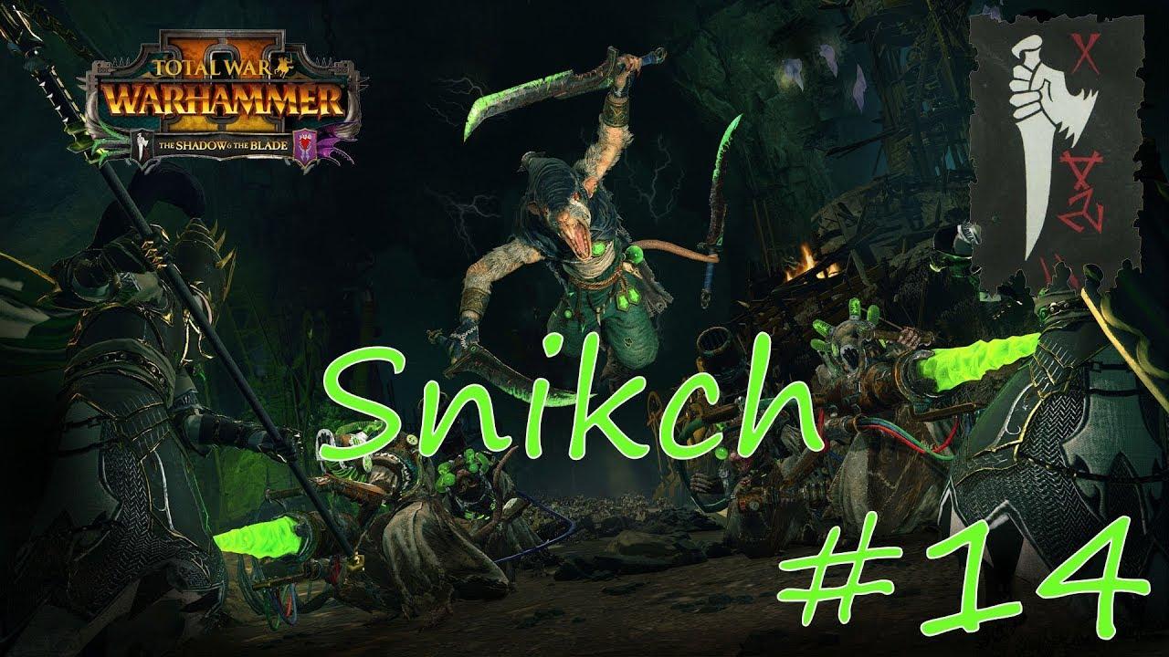 Total War Warhammer II [PL] Mistrz Śmierci Snikch #14