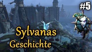 WoW Verlassene #5 SYLVANAS GESCHICHTE ★ let\'s play wow 8.2 bfa deutsch german