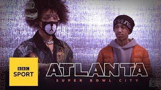 Atlanta: Super Bowl City - Ep 3 - Migos, Lil Yachty, Ayo & Teo's music, drip & dabs influence sport