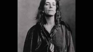 Watch Patti Smith Going Under video
