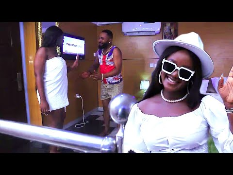 MY HOUSEMAID IS TOO PACKAGED AND BENEFICIAL FOR ANY MAN TO NEGLECT 2021 New Movie - Nigerian Movies