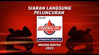 Peluncuran Tim Federal Oil Gresini 2021