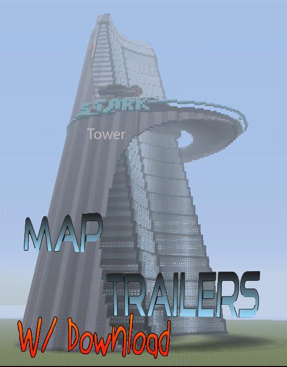 Minecraft Xbox360 Stark Tower Trailer W   Download