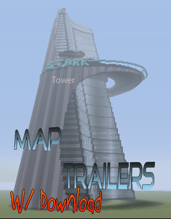 Minecraft Xbox360 Stark Tower Trailer W Download YouTube