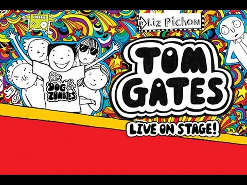 Tom Gates Live at the Everyman Theatre, Cheltenham