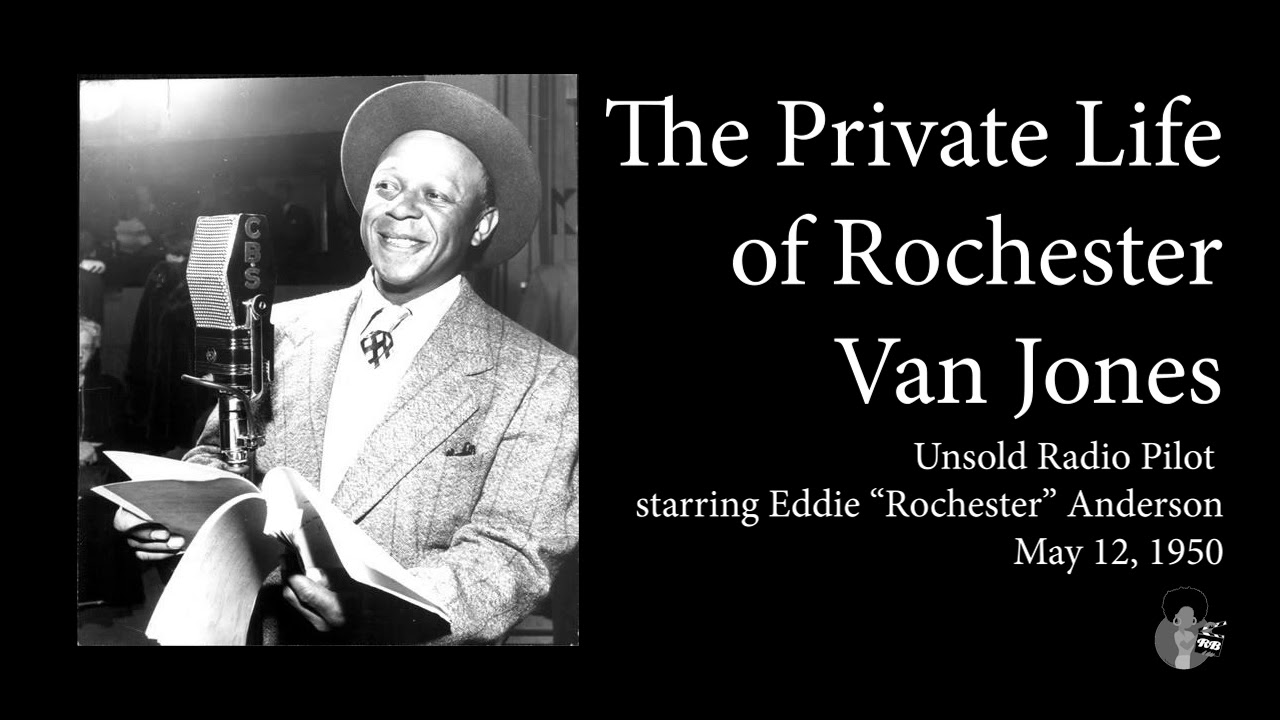The Private Life of Rochester Van Jones (1950) | Eddie Anderson
