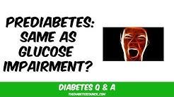 hqdefault - Impaired Glucose Tolerance Pre Diabetes