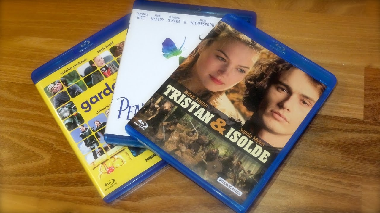 3 MOVIES FOR YOU | Tristan & Isolde, Garden State & Penelope - YouTube