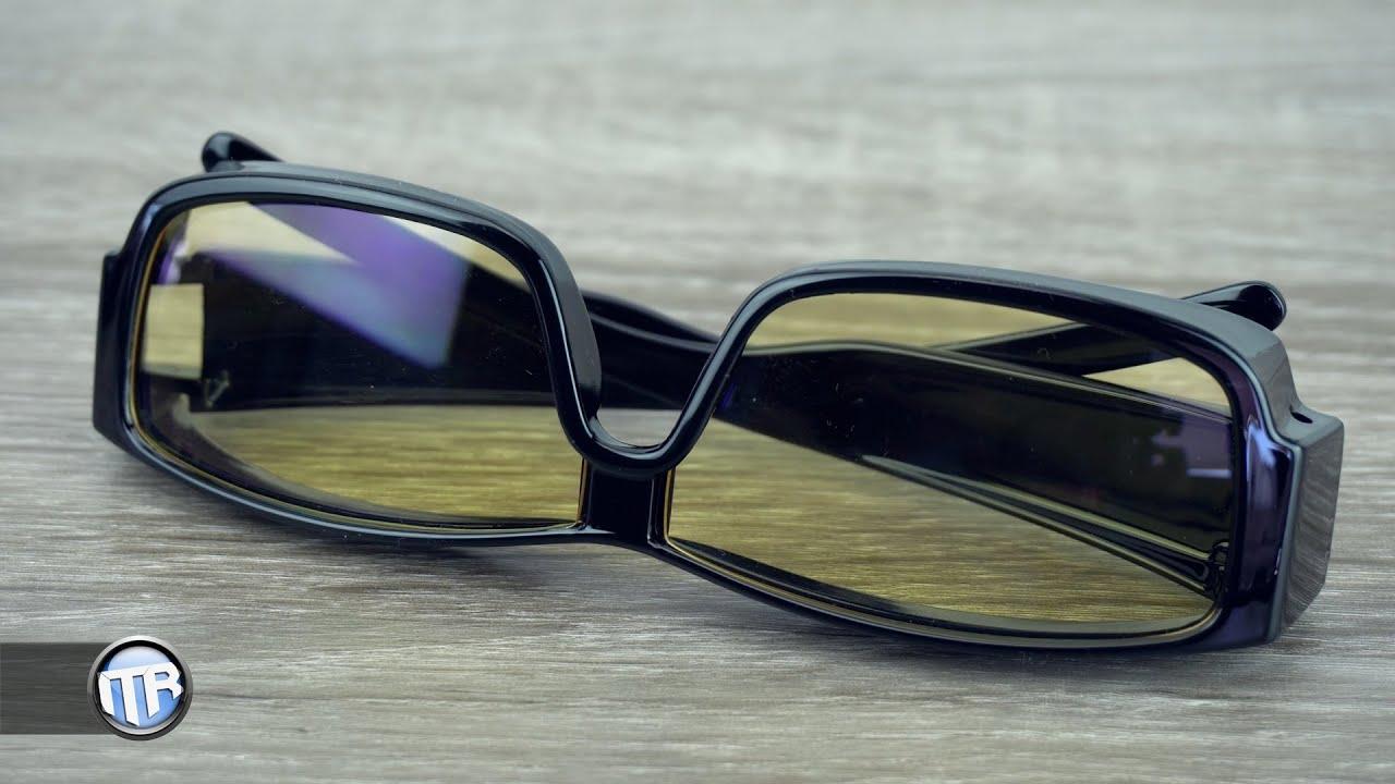 Sportschuhe Neue Produkte Treffen Bildschirme schaden den Augen?! - Top Life Anti-Blaulicht Brille im Test!