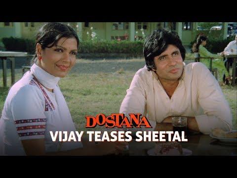 Dostana (1980) - Full Movie   Part 6  ...