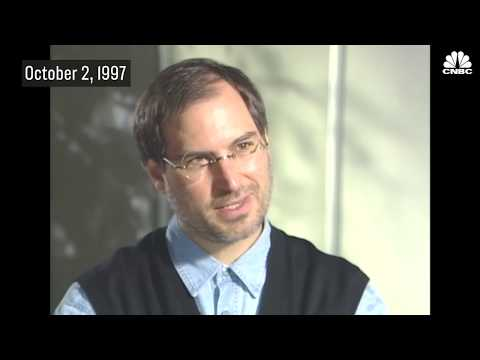 Steve Jobs 1997 Interview: Defending His Commitment To Apple | CNBC Mp3