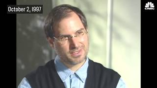 Steve Jobs 1997 Interview: Defending His Commitment To Apple | CNBC