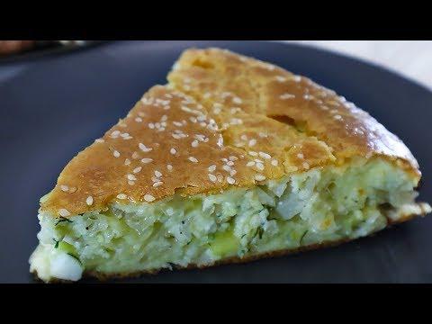 Обалденный капустный пирог. Вкусно, просто, бюджетно кормим всю семью