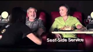 AMC Dine-In Theatres - How It Works -  30 Spot.m4v