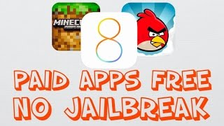How to get Free paid apps WITHOUT JAILBREAK‼️ Thumbnail