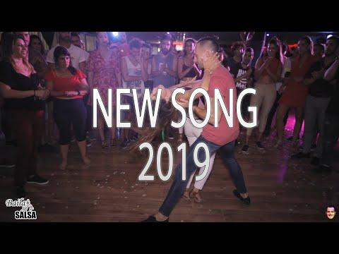 Serge And Lidar @ Demo Sensual Bachata Dance NEW SONG 2019!! [Powerful]