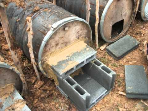 Charcoal Making Using 200 Liter Drum 12 24 Hours Batch