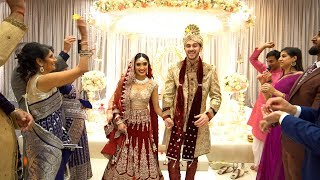 Natasha & Adam | Hindu Wedding London | Highlights | Prime Films