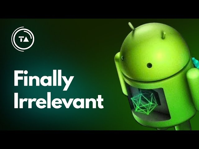 Android - How Google has finally made Android versions irrelevant