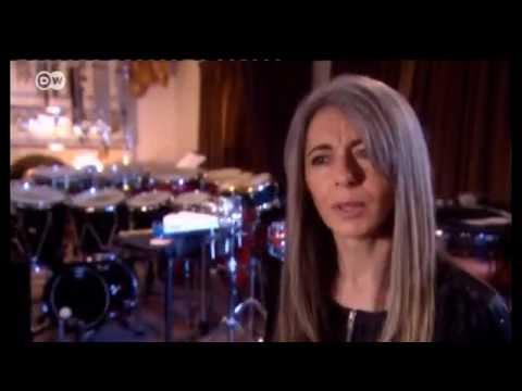 Percussionist Evelyn Glennie | Euromaxx