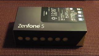 ASUS Zenfone 5 A500CG (2G-16G) 5吋雙卡雙待智慧手機 玩具開箱文