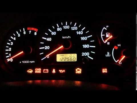 Вольтметр в приборку Hyundai Accent