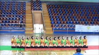 Sancety SMAN 53 Jakarta @IBS Supercup