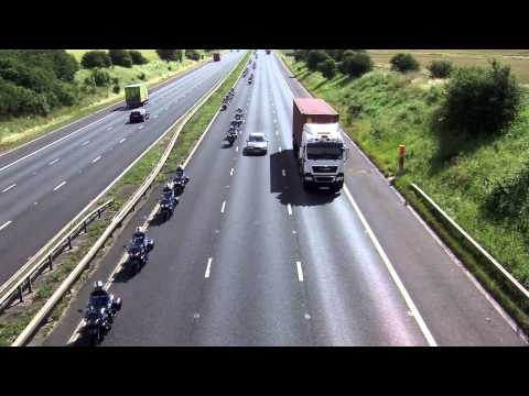 Tour de France Convoy