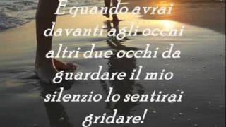 Anna Oxa & Fausto Leali - Ti lascerò (testo)