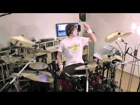 Sum 41 - Open Your Eyes  Drum Cover