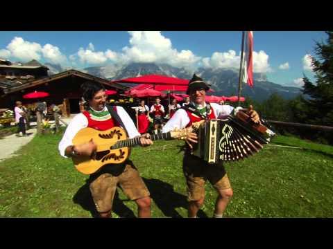 Zillertaler Mander - Mit Leib und Seel a Bauer sein