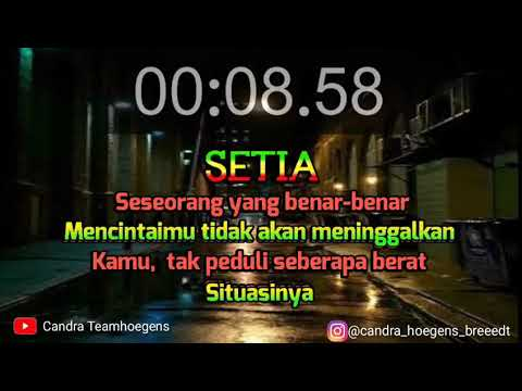 Quotes Whatsapp!!!waktu Berjalan..30 Detik